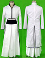 Anime Cosplay Bleach-Bleach Grimmjow Jaggerjack Whit Ulquiorra Cifer Cosplay Traje Unisex ropa conjunto completo