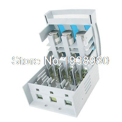 AC 500V 63A 3 Pole Fuse Disconnector Isolating Switch lamp housing for sanyo 610 3252957 6103252957 projector dlp lcd bulb