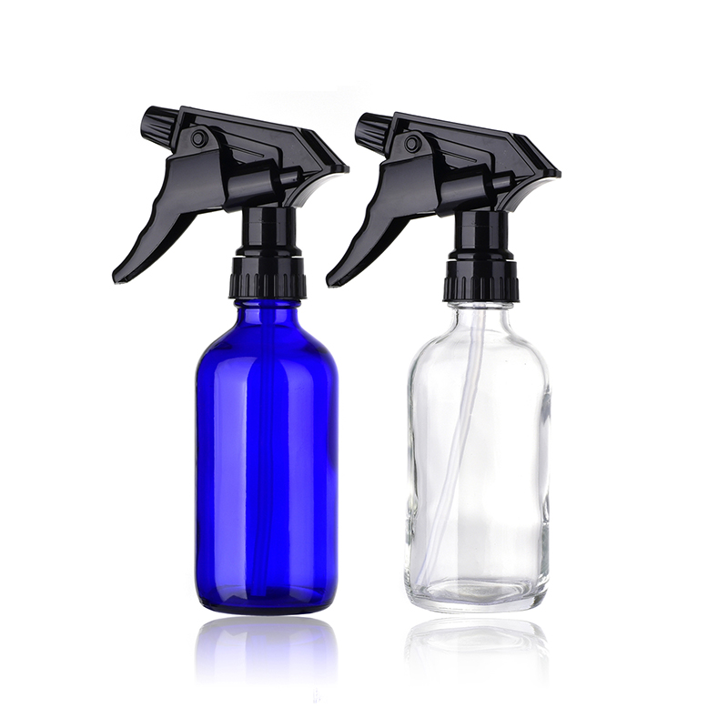 Travel Perfume Spray Refillable Bottles Sets 240ml Portable Facial Cleanser Shampoo Shower Bottle Cosmetic Container Jars 2pcs aqua glycolic facial cleanser 6 ounce bottle