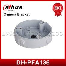 Dahua עמיד למים צומת תיבת PFA136 עבור Dahua IP מצלמה IPC HDW4433C A & IPC HDW4233C A CCTV מיני כיפת מצלמה DH PFA136