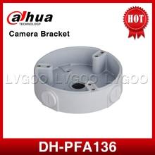 Водонепроницаемая купольная мини камера видеонаблюдения Dahua PFA136, для ip камер Dahua, IPC HDW4433C A и IPC HDW4233C A, DH PFA136