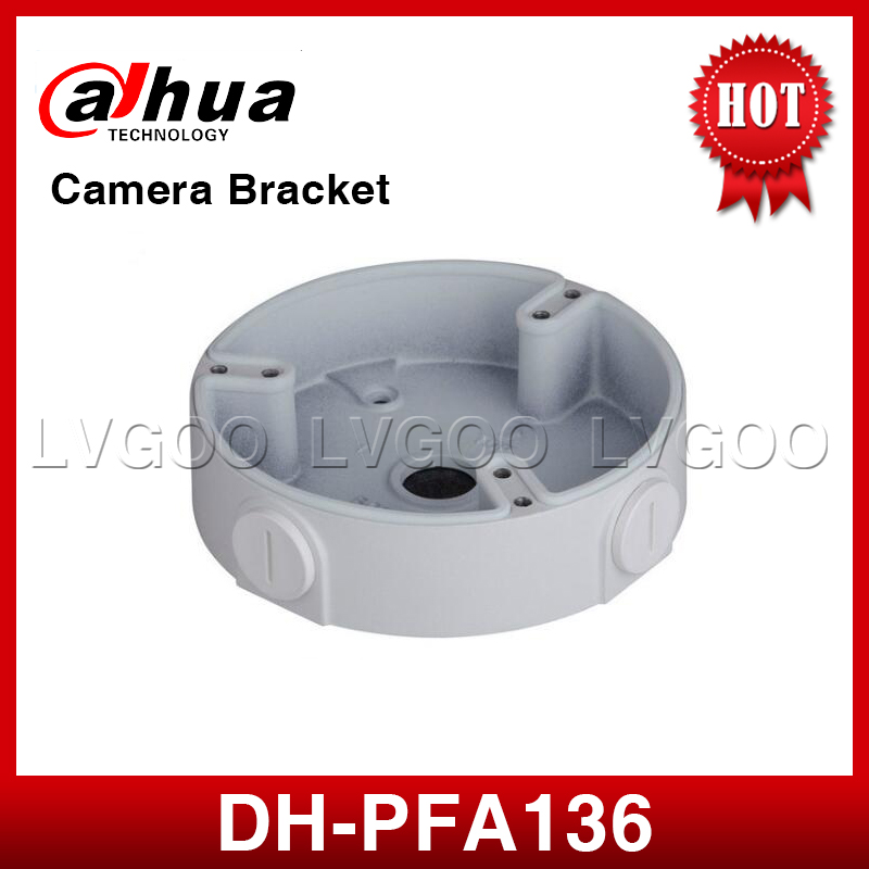 Dahua Waterproof Junction Box PFA136 For Dahua IP Camera IPC-HDW4433C-A & IPC-HDW4233C-A CCTV Mini Dome Camera DH-PFA136