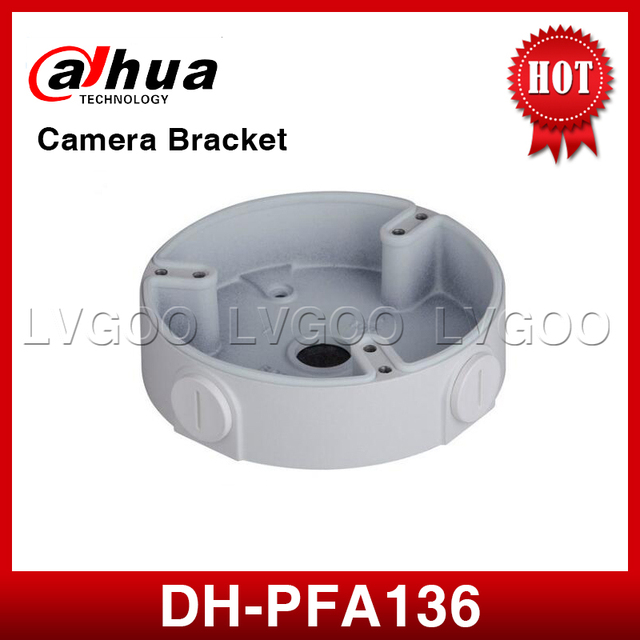 Dahua Waterproof Junction Box PFA136 for Dahua IP Camera IPC HDW4433C A & IPC HDW4233C A CCTV Mini Dome Camera DH PFA136