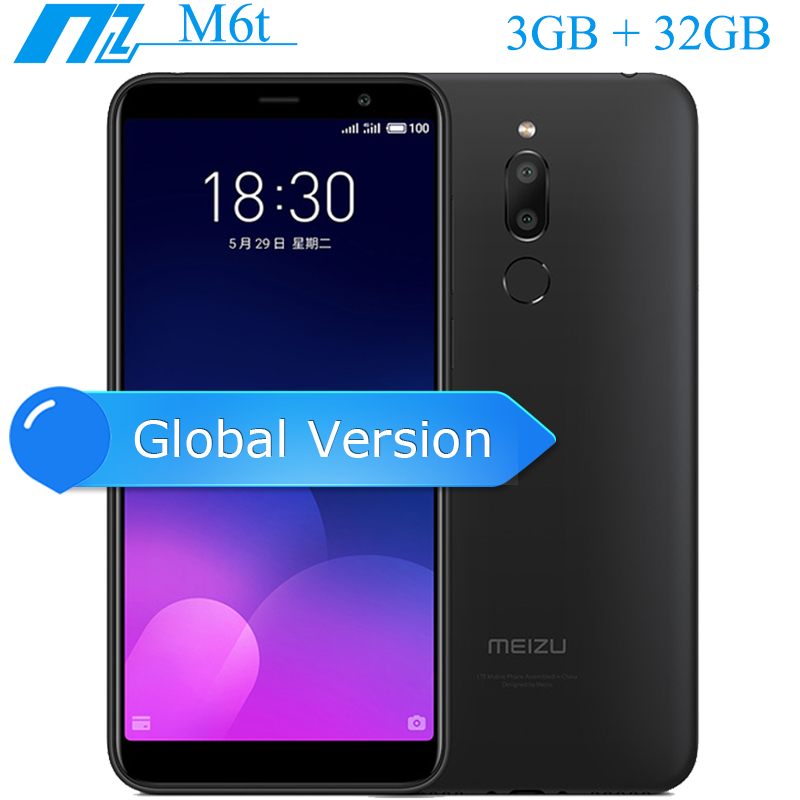 Mobile Phones Global Version Meizu M8c M8 C 4g Lte 16gb Rom Cell Phone Smartphone 5.45 1440x720p Hd Ips Gps Wifi 13.0mp Back Camera Beautiful In Colour
