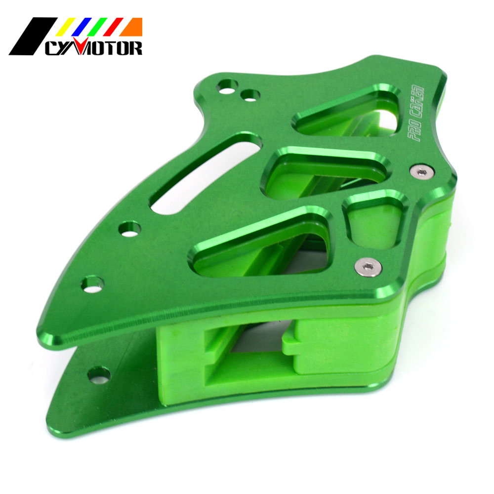 Motorcycle Sprocket Chain Guide Guard For KAWASAKI KX250F KX450F KX 250 450 F 250F 450F 09