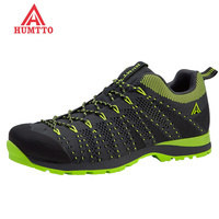 Sale Men Outdoor Hiking Shoes Sapatilhas Mulher Trekking Shoes Women Scarpe Uomo Sportive Breathable Flying Fabric