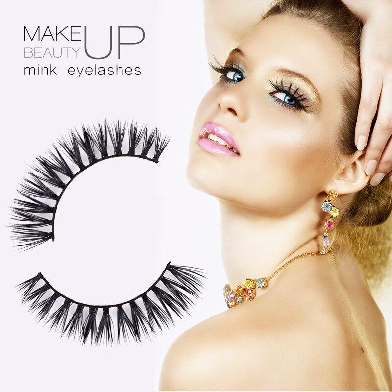 22d69582353 Mia Real Mink Individual Eyelash Extension Semi Permanent Real Mink Eyelash  Extensions: Aliexpress.com : Buy New Natural False Eyelashes Real 3D