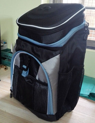 Frete grátis oxford qualidade mochila piquenique cooler sacos de isolamento térmico para alimentos cu52