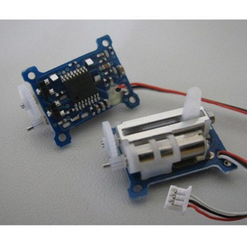 2x1.5g Numérique Ultra Micro Linéaire Servo V-Queue Fonction GS-1502