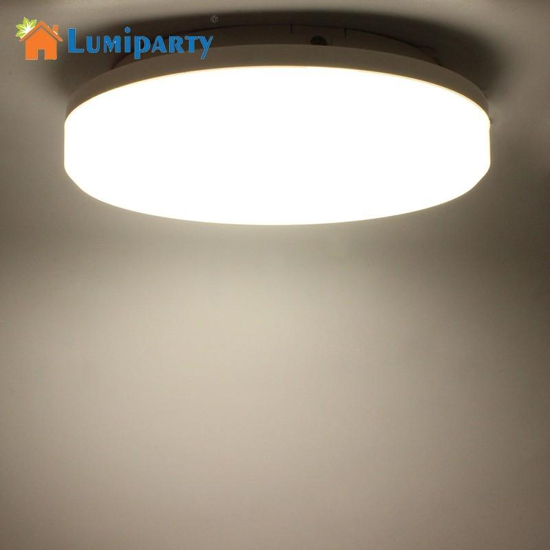 LumiParty 25W LED Ceiling Light Fixture Lamp for Corridor Hallway Living Room Lobby Kitchen lan mu led ceiling lamp octopus light