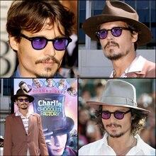2019 Hot LVVKEE Men Square purple Sunglasses Women Gradient
