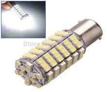 1156 BA15S 120 LED 3528 1210 SMD Pure Car Auto Turn Tail Reserve Backup Lights Fog Lamps Bulb DC12V  White Ovwevalued