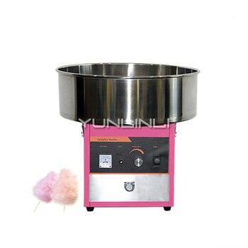 Elektrische Zuckerwatte Maschine Kommerziellen Voll automatische Candy Floss Maker CH 6-in Küchenmaschinen aus Haushaltsgeräte bei
