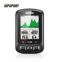 iGPSPORT 2.2 Inch Color Screen Bicycle Computer Wireless ANT+ Waterproof IPX7 Bike Computer GPS+Glonass+Beidou Cycling Stopwatch