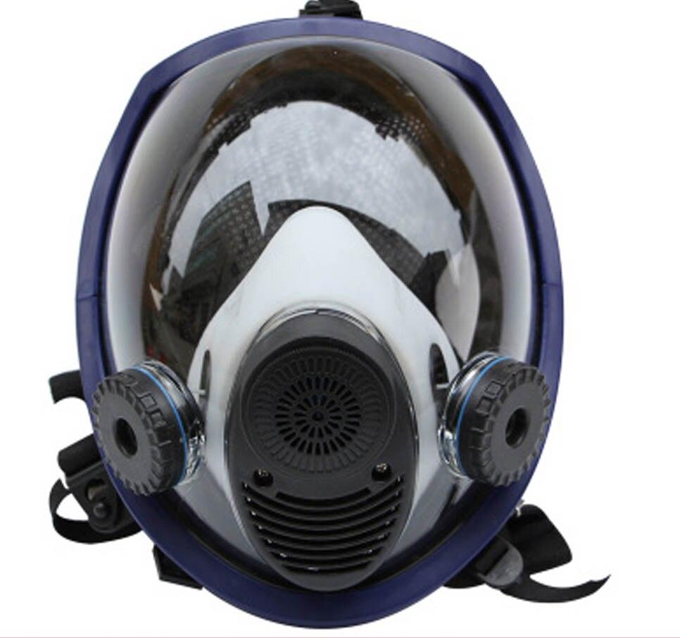 Mise à jour Plein Visage Masque Pour 6800 Gaz Masque Plein Visage Masque Respiratoire Pour La Peinture De Pulvérisation Livraison Gratuite