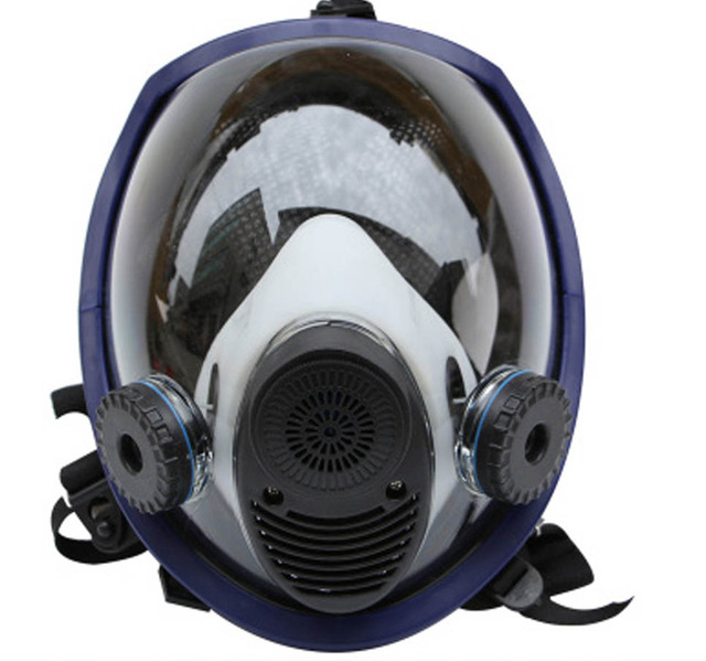 Updated Full Face Mask For 6800 Gas Mask Full Face Facepiece