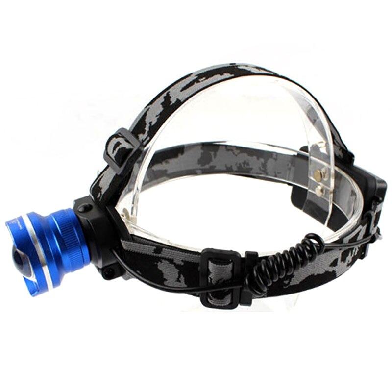 Faróis de Led zoomable xm-l t6 lâmpada cabeça Marca : Walkefire