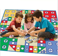 80 * 80 см ребенка ползать одеяло полет шахматы одеяло ребенок ковер-самолет шахматы игрушка сверхбольших родитель - ребенок игры в шахматы