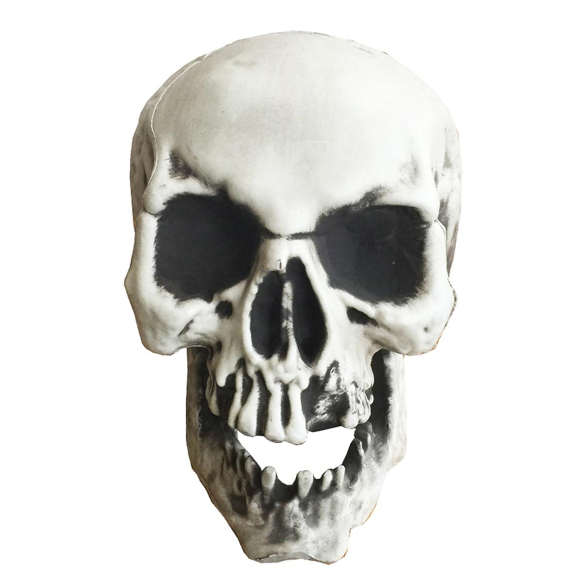 Online get cheap halloween decorations skeletons for Bag of bones halloween decoration