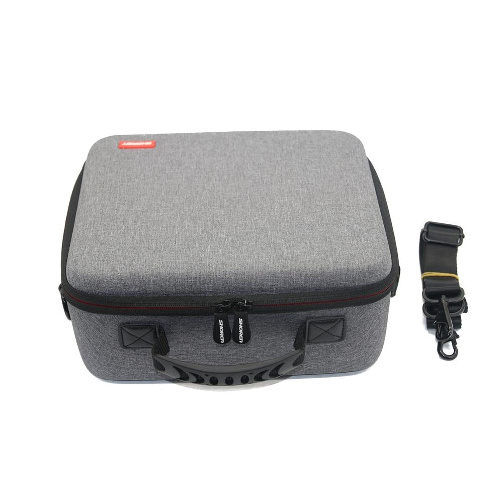 Boîtier de rangement pour Console de jeu commutateur ntint sac à bandoulière Portable de voyage étui de protection