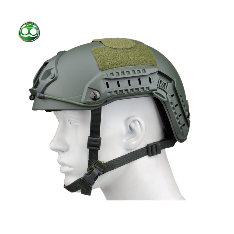 Airsoft Wargame nHelmet FAST ABS Tactical Helmet Protective Maritime OD NH01101 tactical wargame motorcycling helmet w eye protection glasses grey black size l7