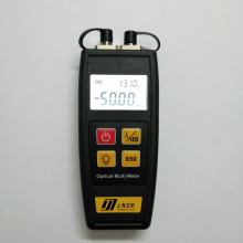Free Shipping YJ-550C Mini Fiber Optical Power Meter with Laser Source