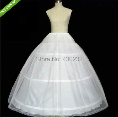 2020 Vestido De Noiva Hot Sale 2 Layer 3 Hoop Elastic Waist Wedding Bridal Gown Drawstring Dress Petticoat Underskirt Crinoline