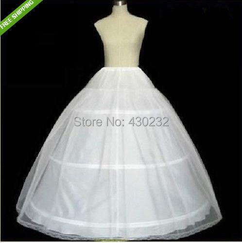2020 Vestido De Noiva Hot Sale 2 Layer 3 Hoop Elastic Waist Wedding Bridal Gown Drawstring Dress Petticoat Underskirt Crinoline