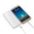 6000 mah batería externa universal power bank 2 cargador para xiaomi usb portátil de luz led para todos los teléfonos