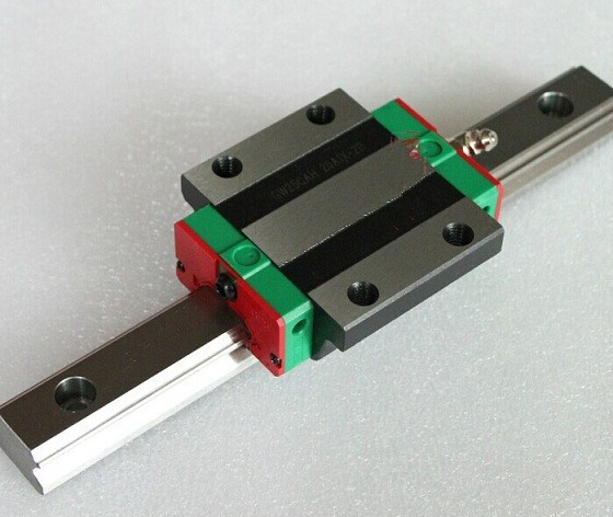 1pcs original hiwin linear rail HGR25- L1260mm with 2pcs HGW25CA flange block cnc parts free shipping to argentina 2 pcs hgr25 3000mm and hgw25c 4pcs hiwin from taiwan linear guide rail