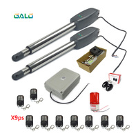 Automatic Gate Opener for home farm villa Swing Gate for 16' Long or 650 lb easier open's gate Galo PKM C01 Linear Actuator 24V