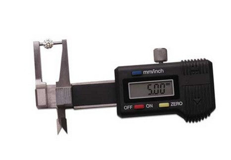 font b Jewelry b font and Watch Micrometer Digital Pocket Gauge 25mm 1 Free Shipping