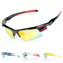 100% Brand Sport Cycling Eyewear/Men Women Outdoor Sports Bicycle Goggles/3 Lenses MTB Bike Glasses/ Cycling Ciclismo Sunglasses