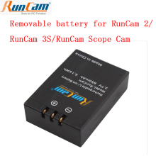 RUNCAM 2 Spare Part Rechargeable Battery 3.7V 850mAh 3.14Wh