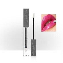 Увлажняющий крем зимой защищает губы Макияж Прозрачный блеск для губ Жидкая помада для губ FlashMome Лучший!
