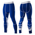 Men's Fitness Compression Pants Tight Trousers Stretch Pants Suitable For Under Leggings 19