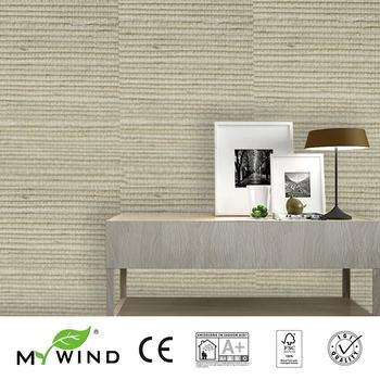 2019 MY WIND Grasscloth Luxury Wallpaper sisal 3D wallpapers designs european vintage bedroom decorative wallpaper for Office