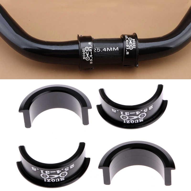 Bike Cycling Fixed Gear Riser Handlebar Bicycles Bar 25.4mm Handlebar Stem