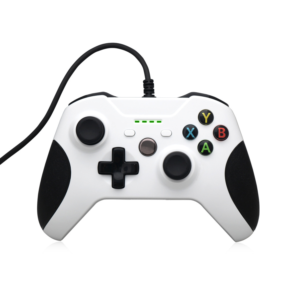 USB Wired Controller For Xbox One S Video Game JoyStick Mando For ...