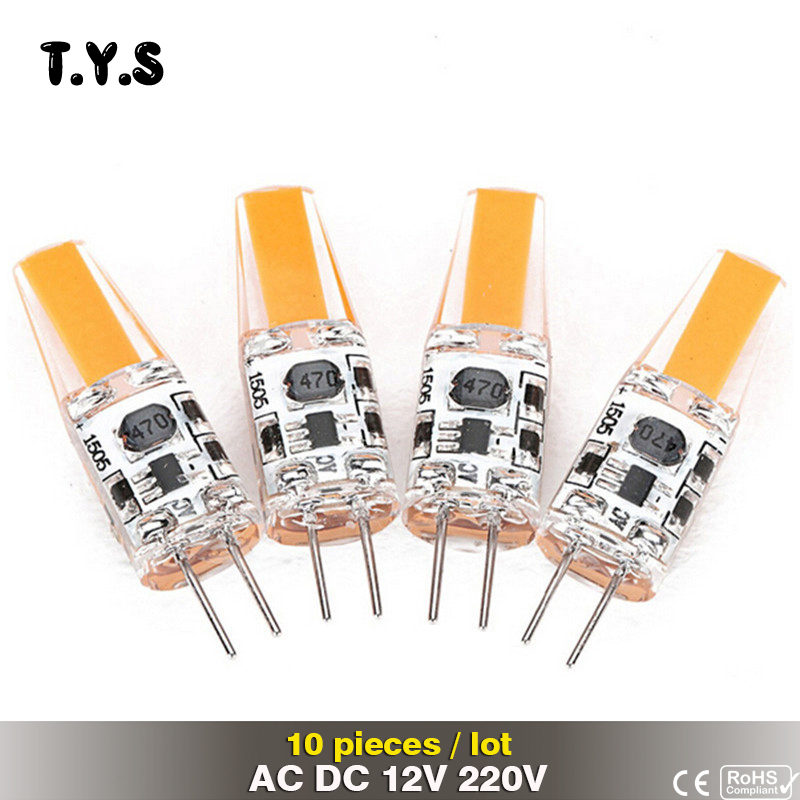 10pcs lot g4 bulb 12v bombillas led smd cob light bulb for home g4 220v led 3w lampadine milight. Black Bedroom Furniture Sets. Home Design Ideas