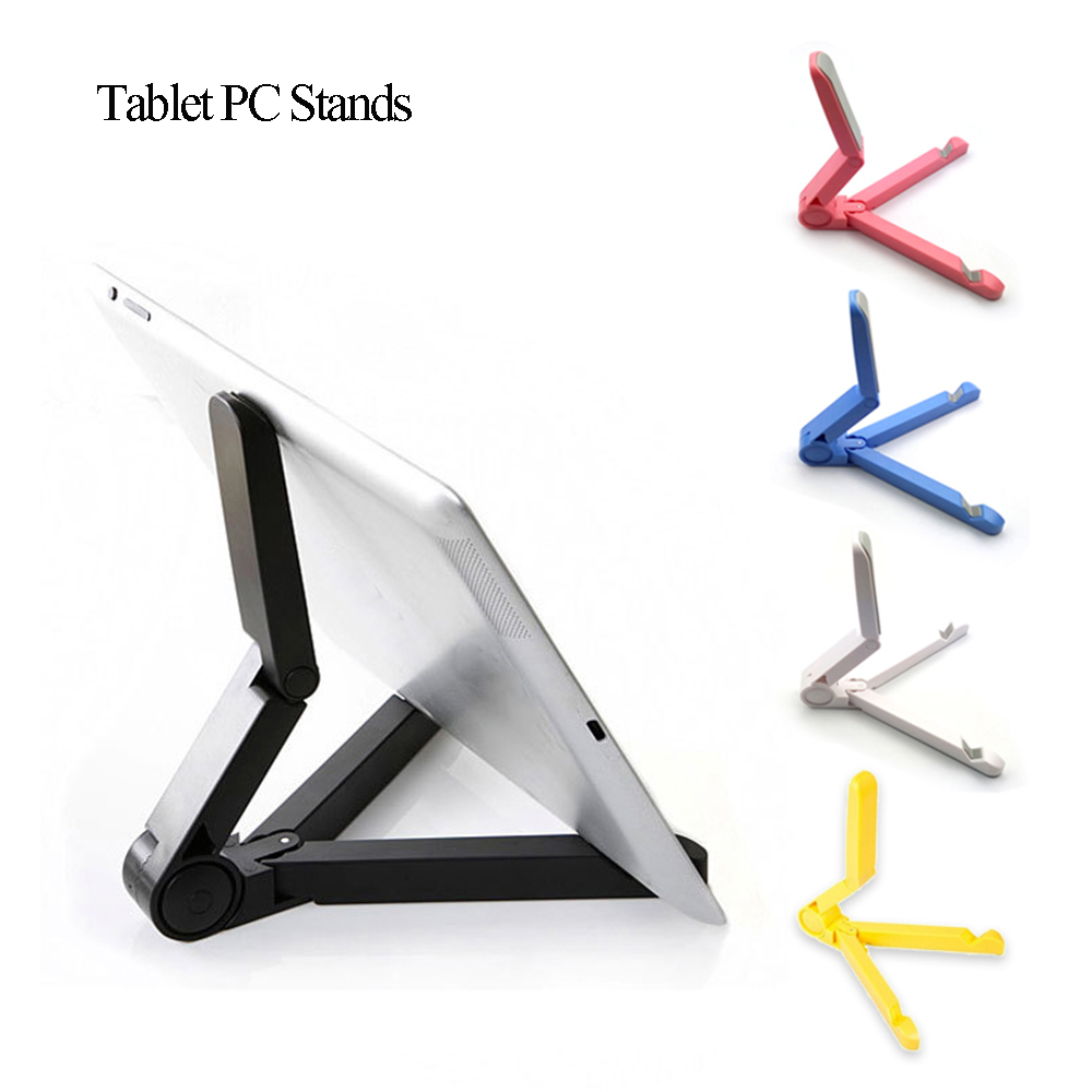 Hot Sale Portable Foldable Adjustable Stand Bracket Holder Mount For iPad ASUS Xiaomi Sams