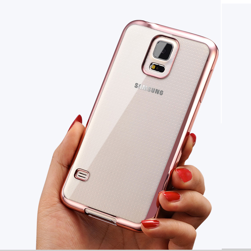Nephy Cover For Samsung Galaxy S5 S 5 Neo S5Neo G900F G900H G903F G903W SM-G900F SM-G900H Phone Case Clear Ultrathin TPU Silicon(China)