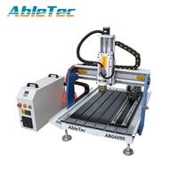 Mini woodworking cnc cutting machine aluminum acrylic cnc router machine ABG6090