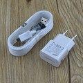 100% Original 5 V 2A EUA Plug Adaptativo de Carregamento Rápido Carregador de Viagem DA UE cabo de dados micro usb para samsung galaxy s6 edge plus note 4