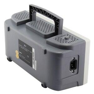 Image 3 - UNI T UTD2102CEX Digital Storage Oscilloscopes 2CH 100MHZ Scopemeter Scope meter 7 inches widescreen LCD displays