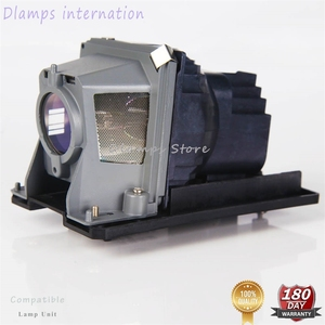 Image 2 - High quality NP13LP NP18LP Projector Lamp With Housing For NEC NP110, NP115, NP210, NP215, NP216, NP V230X, NP V260 Projectors