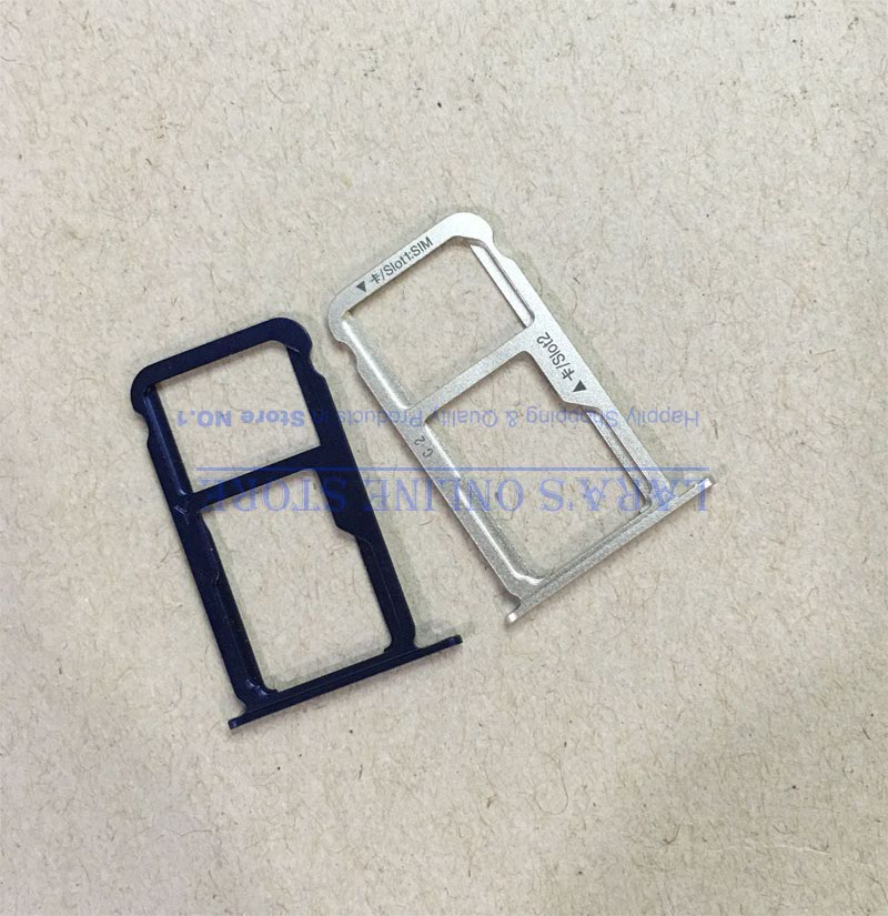 Original New Replacement Spare Parts for Huawei Honor 8 Micro SIM SD Card  Tray Slot Holder Adapter