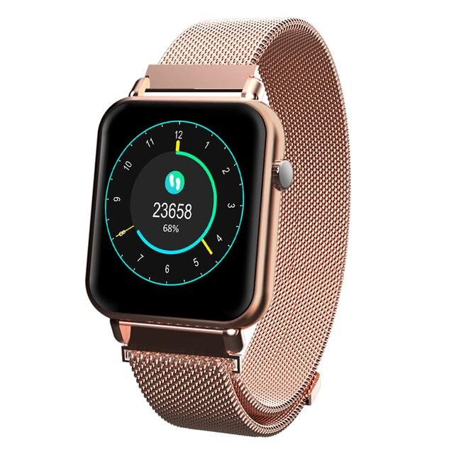 Y6 Pro Smart Band Support Heart Rate Blood Pressure oxygen Monitor IP68 Waterproof fitness tracker smart bracelet watch 2