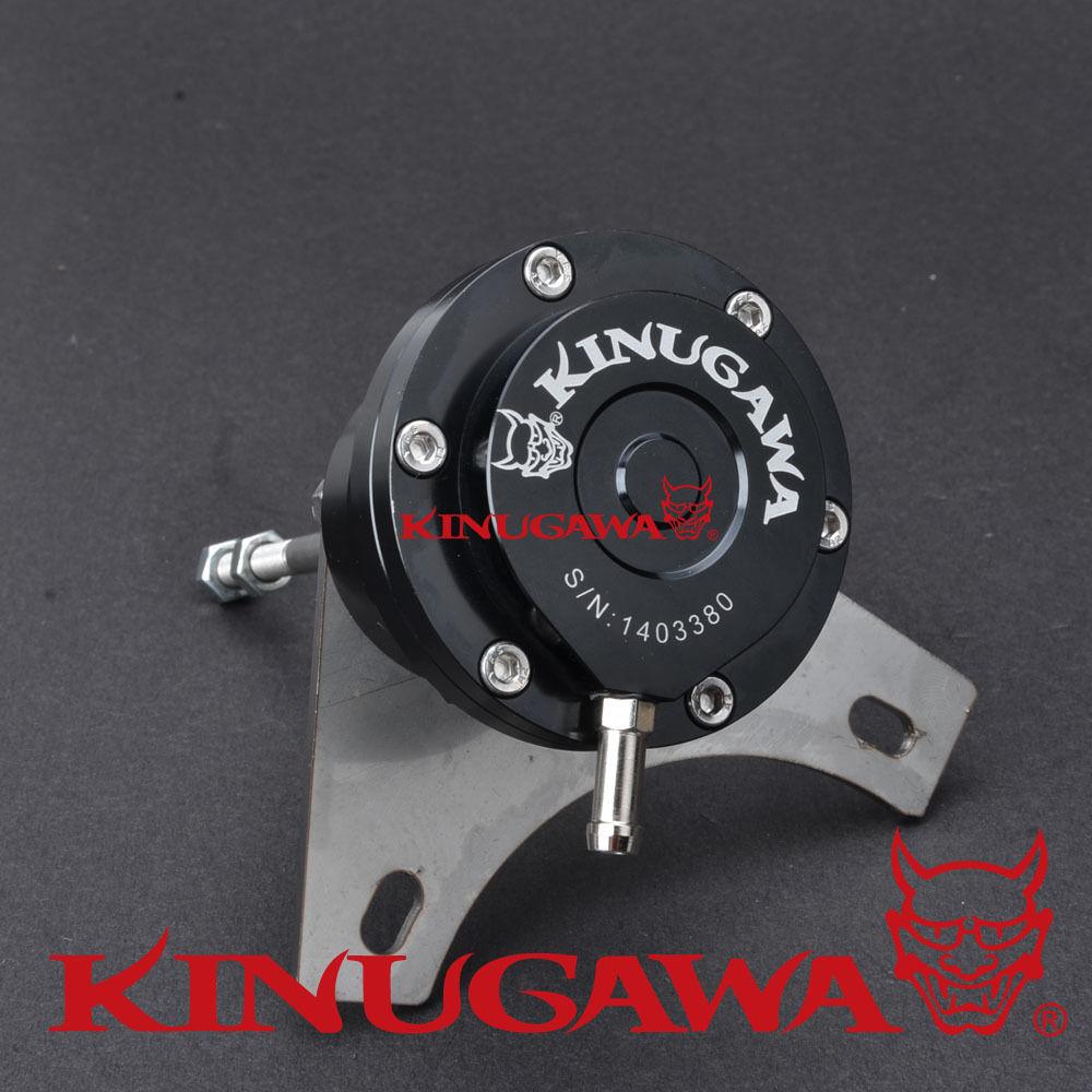 Kinugawa Réglable Turbo Wastegate Actionneur pour AUDI A4/pour VW PASSAT 00 ~ 06 1.8 T K03-0029 1.0 bar/14.7 Psi