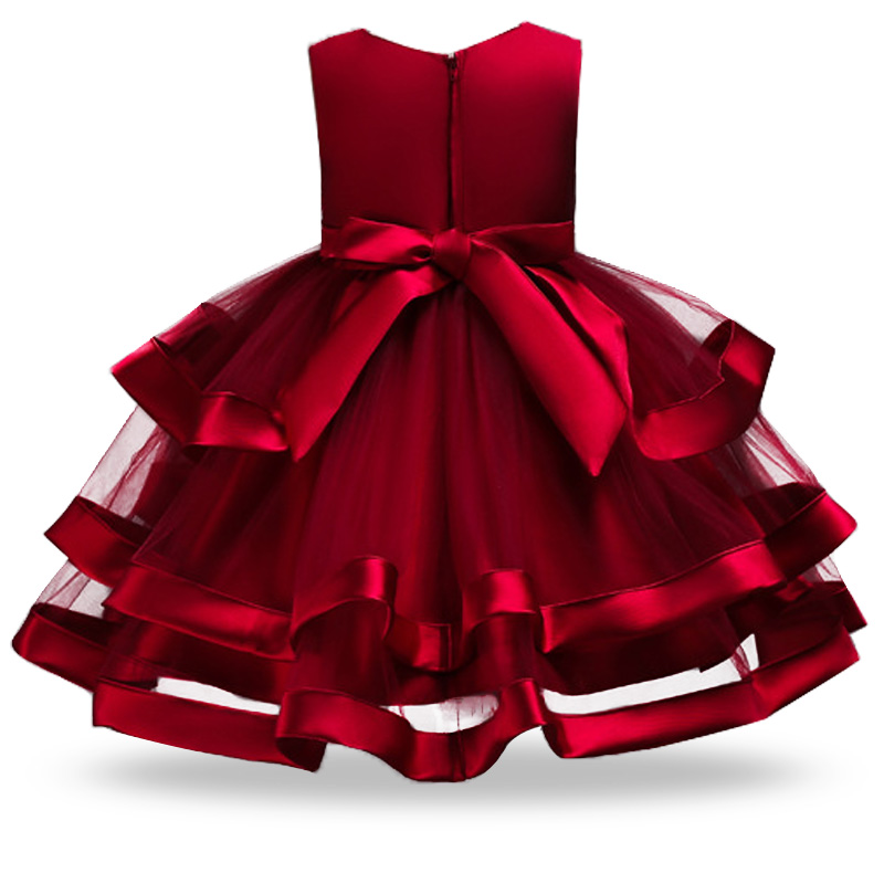Princess-Kids-Dresses-For-Girls-Christmas-Clothing-2018-Flower-Tutu-Party-Girls-Dress-Wedding-Dress-For (1)